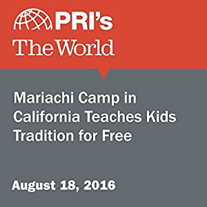 Mariachi Camp in California Teaches Kids Tradition for Free