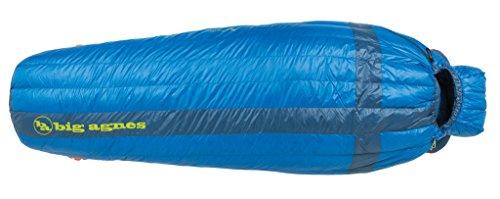 Big Agnes - Mystic UL 15 Sleeping Bag with DownTek Fill, Blu