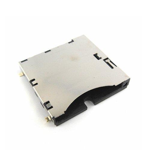 BisLinks® Game Cartridge Card Reader Slot 1 For Nintendo Ds Lite Dsl Replacement Fix Internal Part ()