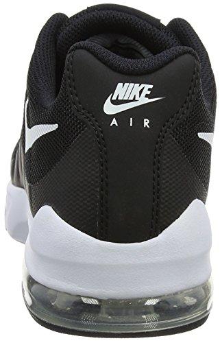 Nike Jungen Air Max Invigor (GS) Joggingschuhe, Schwarz Mehrfarbig (Black/white)