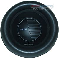 Orion HCCA124CK HCCA Series 12-Inch Dual 4 Ohm Subwoofer Recone Kit