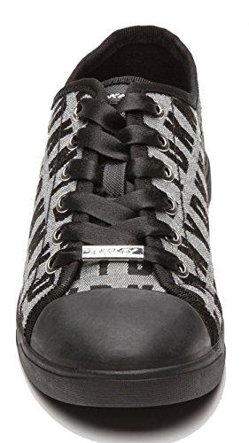 101 Jacquard Blair Womens Donna Karan Logo HQ 23990506 White Black Trainers DKNY Logo zwEq7Ow