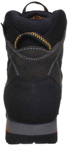 AKU TREKKER LITE II GTX - Zapatos de senderismo de cuero unisex Grigio (Grau (Anrt./Arancione 170))