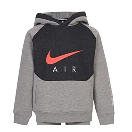 Nike 850-GEH Sudadera, Niños, Negro, 4-5 Años