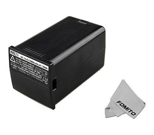 Fomito Godox WB29リウム電池 AD200専用電池の商品画像