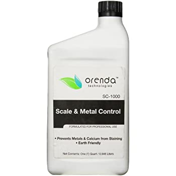 Amazon Com Orenda Sc 1000 Qt Scale Control And Metal