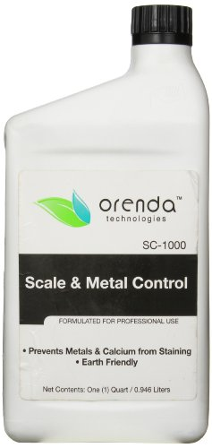 Orenda SC-1000-QT Scale Control and Metal Chelant, 1-Quart