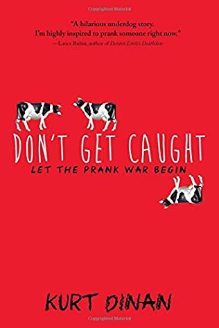 book cover of Don\'t Get Caught