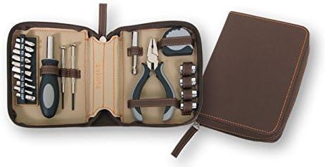 Estuche de herramientas Dakota. 25x14x5 cm.: Amazon.es: Bricolaje y herramientas