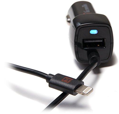VoltronTek Car Charger Lightning Connector