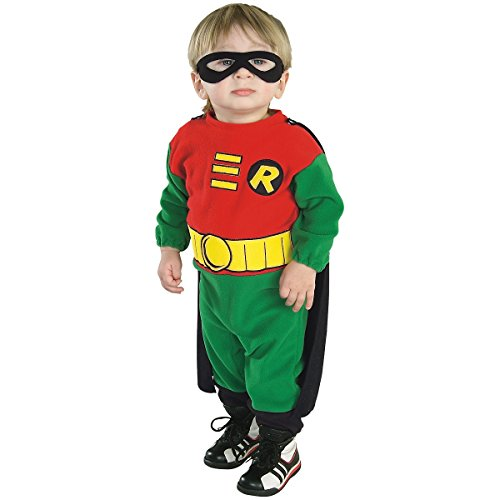 Robin - Infant (Cool Ideas For Couples Halloween Costumes)