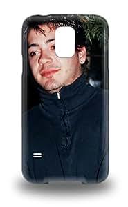 Hanifa Dirar Hadad's Shop 6328561M69954885 Faddish Phone Robert Downey Jr American Male Iron Man Case For Galaxy S5 Perfect Case Cover