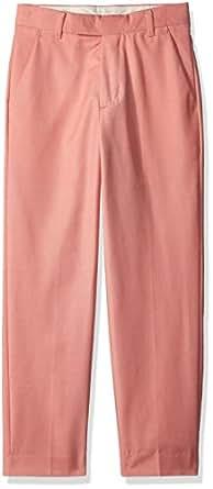 Calvin Klein Big Boys' Dress Pant, Blushing, 10