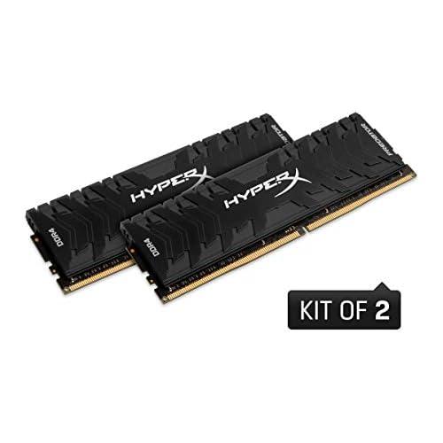 chollos oferta descuentos barato HyperX Predator Memoria RAM de 32 GB DDR4 Kit 2 x 16 GB 3600 MHz CL17 DIMM XMP HX436C17PB3K2 32