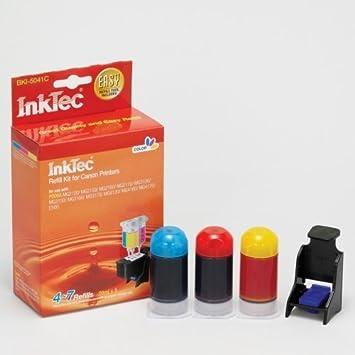 Amazon.com: InkTec marca Inyección de tinta Refill Kit for ...