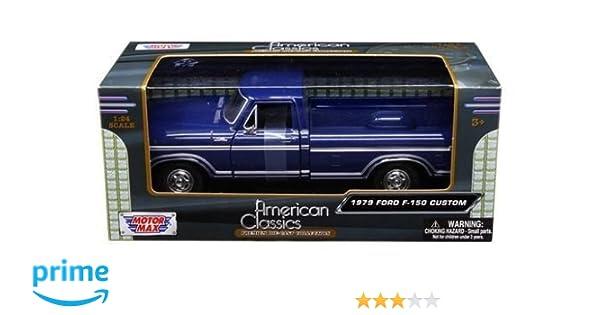 Amazon Com Motormax  Ford Fcast Model  Bl Toys Games