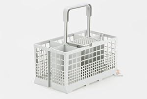 DREHFLEX® - Besteckkorb Universal passend für viele Spülmaschinen in 60cm...