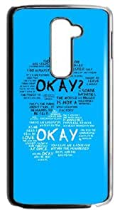 777life Funny The Fault In Our Stars Case Cover for LG G2 , Fit for AT&T