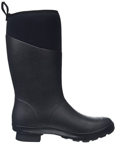 Wellie Mujer Boot Muck De Botas Mid Matte Tremont Negro Lluvia Taqwp7wx