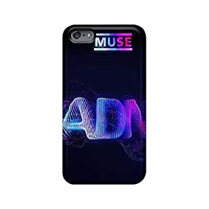 Iphone 6plus WUM18896BWOL Support Personal Customs Trendy Muse Skin Perfect Hard Phone Cover -AlissaDubois