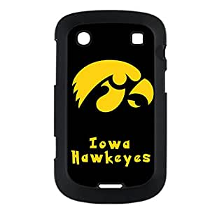 Generic Thin Phone Cases For Boy Custom Design With Ncaa Iowa Hawkeyes Football For Blackberry Boldtouch 9900 Choose Design 3