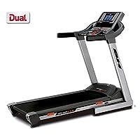BH Fitness F2W DUAL G6473U - Tapis de course - Electrique - Pliable - Vitesse 18 Km/h - Moteur 2.75 CV - 8 ANS garantie