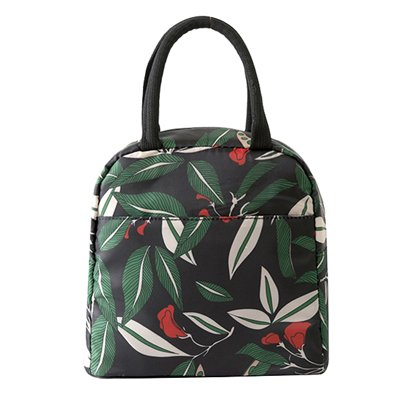 Creative Chic Semicircle Durable Portable Lunch Picnic Bag for Kids/Women/Girls/Men/Boys