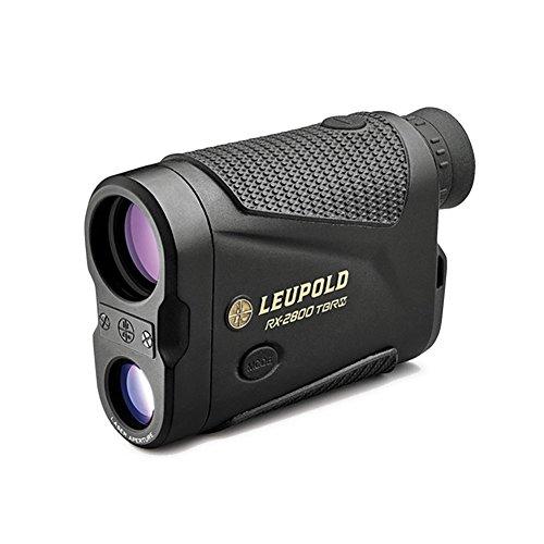 Leupold RX-2800 7x27mm TBR/W Laser Rangefinder, OLED Display, Black