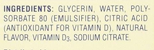 Enfamil D-Vi-Sol Vitamin D Supplement Drops for Infants 50 mL dropper bottle, Di-Vi-Sol