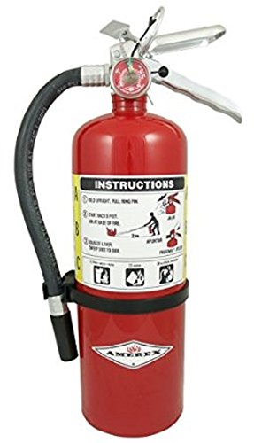 Amarex B500, 5 LB ABC Dry Chemical Class ABC type of Fire Extinguisher