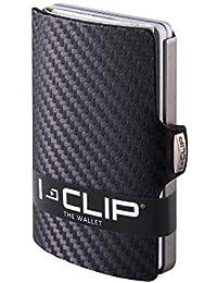 Carbon Fiber - Slim Wallet - Minimalist, Thin Design & Money Clip