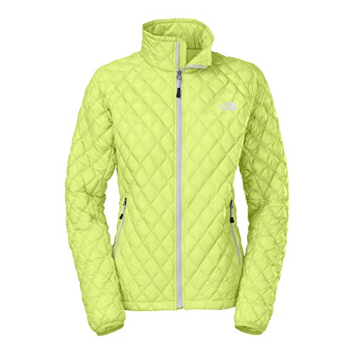 The North Face ThermoBall Full Zip Jacket Women's Rave Green M