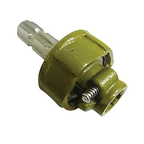 Tractor PTO Quick Release Clutch Over Running Coupler 6 S...