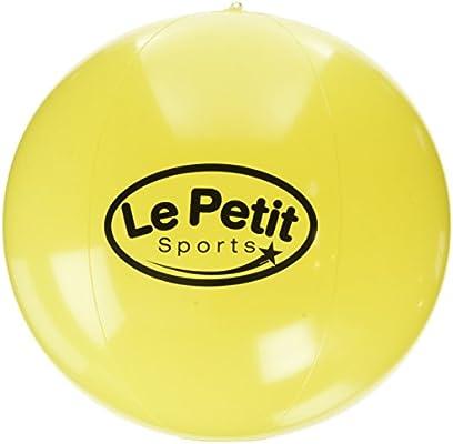 Le Petit Tennis-Beach tenis Balles--Set de 10 pelotas (20 cm, Ages ...