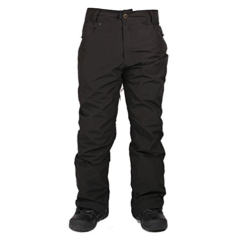 - Ride Snowboard Outerwear MADRONA Pants, Black, Medium
