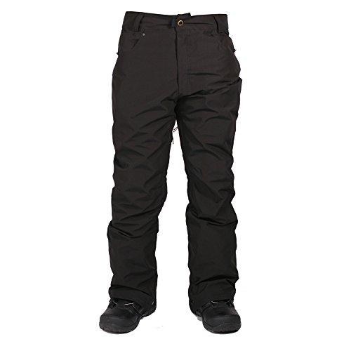 Ride Snowboard Outerwear MADRONA Pants, Black, - Board Madrona