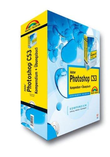 Photoshop CS3 Kompendium/Übungsbuch - Bundle (Kompendium/Handbuch)