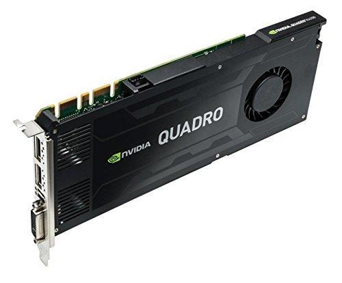 Nvidia Quadro K4200 4GB GDDR5 256-bit PCI Express 2.0 x16 Full Height Video Card