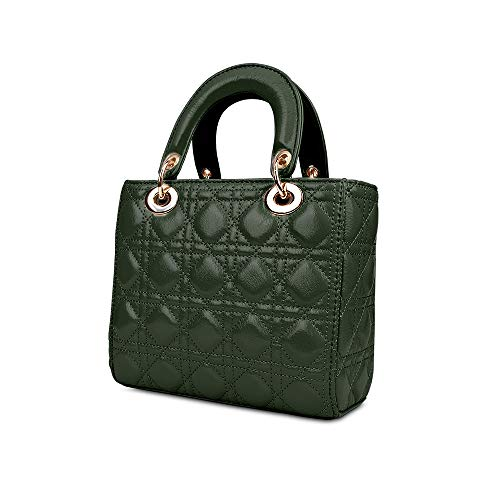 Olyphy Designer Shoulder Bag for Women Fashion Leather Top Handle Bag Purse Shoulder Handbag ()
