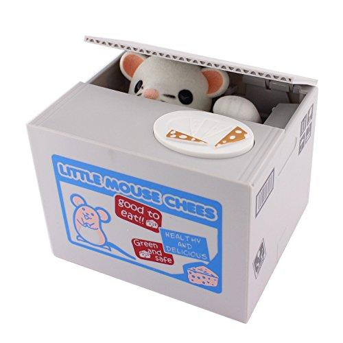Mouse Coin Bank - 4