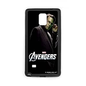 Samsung Galaxy Note 4 Cell Phone Case Black The Avengers Hulk GY9137585