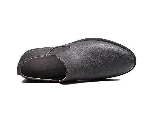 XIE Uomini mocassini Oxfords Pelle Scarpe Casuale Comfort Scivolare su Nozze Formale Attivit