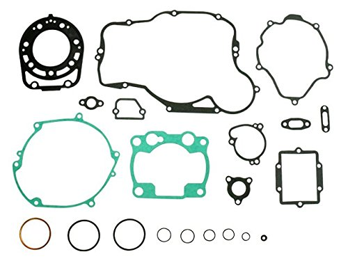 Outlaw Racing OR3720 Complete Full Engine Gasket Set Kawasaki KDX250 1991-1994 Kit Outlaw Racing Products