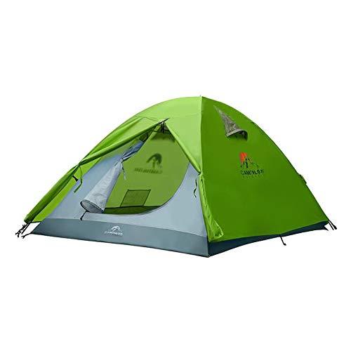 仕立て屋すごい検体DALL テント テント ジッパー付きドア ポータブル ビーチテント アウトドア 抗UV ビーチ シェードテント サンシェルター 210 * 140cm * 110cm (色 : Green)