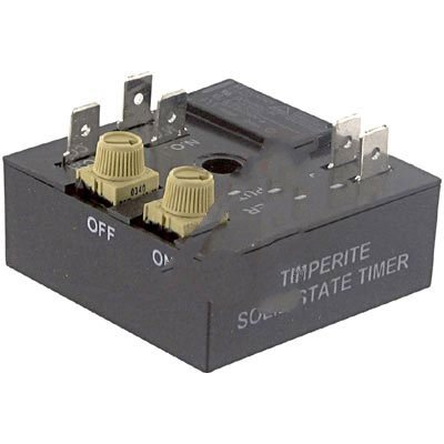 Time Delay Relay, 30 VDC, 0.25 s, 10 s, HDFA Series, SPDT, 10 A