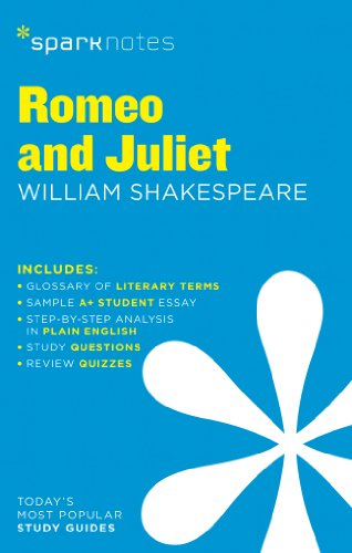 Romeo and Juliet SparkNotes Literature Guide (SparkNotes Literature Guide Series) (Juliet Study Guide)