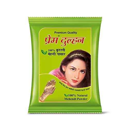 Prem Dulhan Natural Mehandi Powder (1kg) product image
