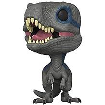 Funko POP Películas: Jurassic World 2azul nuevo Pose Coleccionable Figura, multicolor