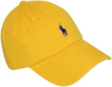 Polo Ralph Lauren Mens Chino Adjustable Ball Cap