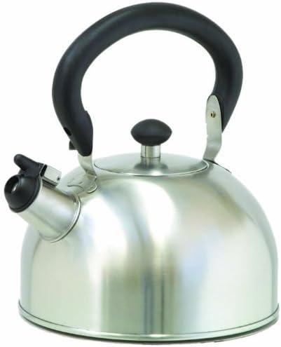 IBILI 610425 - Cafetera Silbante INOX 2,50 Lt.: Amazon.es: Hogar